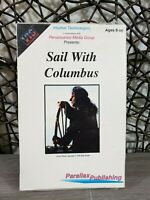 NEW IN BOX VINTAGE 1992 RADIO SHACK TANDY PC GAME VIS SAIL WITH COLUMBUS 25-6181
