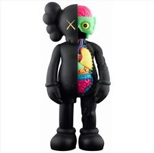 KAWS COMPANION BLACK Flayed Open Edition 2016 Figure New In Box
