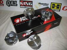 "Chev 350 Piston Set 3.480 w/6.00"" Rod Speed-Pro Hyper F/Top 2VR 1.260 H140CL-STD"