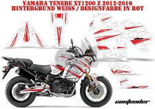 AMR RACING DEKOR GRAPHIC KIT YAMAHA YZF R1, XT 1200 TENERE Z/ZE CONTENDER B