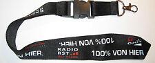 Radio RST Schlüsselband Lanyard NEU (A31)