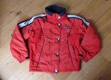 DESCENTE Damen Ski Jacke Gr. 38-40 Blouson Stil Anorak Snowboard Winter rot
