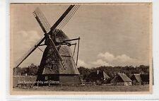 DEN FYNSKE LANDSBY VED ODENSE, MODERUP MOLLE: Denmark windmill postcard (C27151)