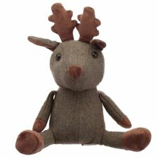 Reindeer Christmas Door Stop