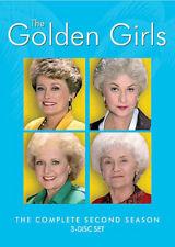 GOLDEN GIRLS: COMPLETE SECOND SEASON DVD