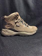 Columbia Womens Hiking Boots Dillon Ridge YL7075-239 Waterproof Omni Grip Sz 6