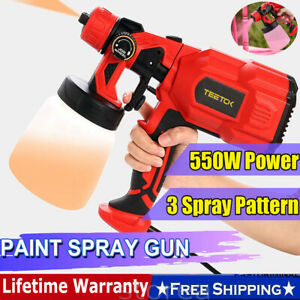 Paint-Sprayer-Spray Gun Airless Wagner Electric 550W Home/Outdoor Wall Fence Car