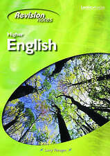 Leckie - HIGHER ENGLISH REVISION NOTES, Larry Flanagan, New Book