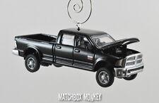 '14 Dodge RAM 2500 Quad Cab Truck Long Box Bed Custom Christmas Ornament EXT LXT