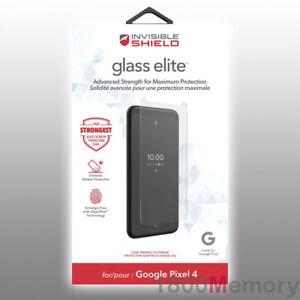 "ZAGG InvisibleShield Glass Elite Screen Protector for Google Pixel 4 - 5.7"""