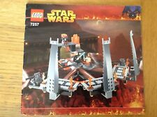 Lego Star Wars 7257 Ultimate Lightsaber Duel  from 2005  - instructions only