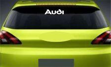 LUNOTTO POSTERIORE adesivo si adatta di AUDI QUATTRO Premium QAULITY