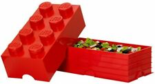 Used Large LEGO Storage Brick With 8 Knobs