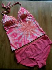 New Lower Price......Full-filled Rosie Tie Side Bikini Brief Poppy 8-22