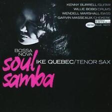 Ike Quebec : Bossa Nova Soul Samba [rvg Remaster] CD (2007) ***NEW***