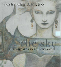 NEW The Sky: The Art of Final Fantasy Slipcased Edition by Yoshitaka Amano