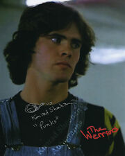 Signed Movie Photo Picture Konrad Sheehan: The Warriors, The Wanderers, Brubaker