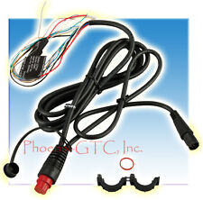 NEW GARMIN POWER/DATA/SONAR CABLE for GPSMAP 720s 740s (19-pin) - 010-11482-01