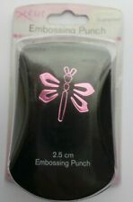 Xcut Hole Punch and Emboss 2.5cm Dragonfly   Card Craft and Scrapbooking