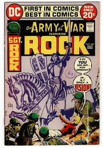 Our Army At War - Sgt Rock  No 247 1972 NICE COPY!