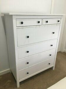 Ikea Hemnes Chest of 6 drawers