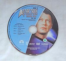 Star Trek la Serie Original Temporada 2 Discos 3 Recambio Disco DVD