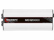 TARAMPS MD12000 12k 1 OHM 12000 AMP Taramp Authorized w/ WARRANTY Ship from USA