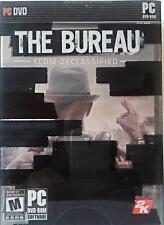 The Bureau: XCOM Declassified - PC Game. Brand New. Sealed.