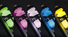 Topeak iGlow LED Bright Bicycle Cycling Water Bottle 750ml + Cage