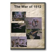 The War of 1812 Documentary DVD - A763