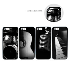 INSTRUMENTS | Bumper Case Cover for Apple iPhone 5 5s SE 6 6s 7 8 PLUS X XS