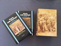 STORIA DELLE IDEOLOGIE - cofanetto 2 volumi RIZZOLI 1978  François Chatelet