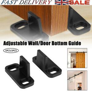 1/2Pcs Adjustable Floor Guide Wall/Door Bottom Guide For Sliding Door Hardware