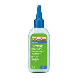 Weldtite TF2 Bike Cycle Ultra Dry Chain Wax With Teflon 100ML