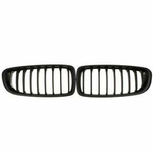 For BMW 428i 435i/435i xDrive/428i Gran Coupe 14-17 Front Radiator Kidney Grille