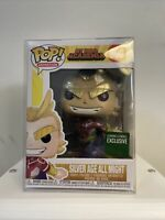 Funko Pop! Animation MHA - Silver Age All Might - Metallic Barnes & Noble Excl