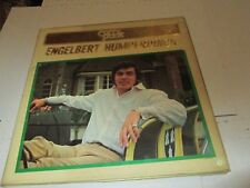 "Engelbert Humperdinck rare 2 lp London Japan w OBI HARD Plastic case ""com-pack"""
