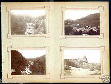 Jura . photos anciennes . une scierie