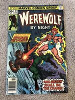 Werewolf by Night 41 Higher Grade Bronze Age Beauty!!!