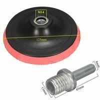 Klett Schleifteller Haftteller 125 mm für Winkelschleifer Bohrmaschine ❤