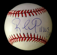 Rafael Furcal Atlanta Braves Cardinals Autographed Signed Baseball JSA COA W/Ins