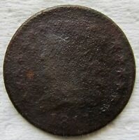 1811 1/2C Classic Head Half Cent Key Date Corroded Filler