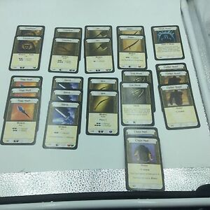 Descent Journeys In The Dark 1st Edition Town Store Cards  Item Cards