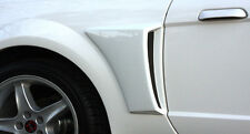 99-04 Ford Mustang Xenon Urethane 1/4 Quarter Panel Body Side Scoops NEW 12720