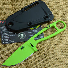 ESEE Izula Venom Green Powder Coated 1095 Survival Camp Knife Izula-VG