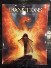 Transitions Art of Todd Lockwood Hardback Fantasy Art Book 9781843400721