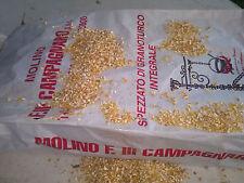SPEZZATO di GRANOTURCO INTEGRALE 10 Kg. mangime naturale per galline ovaiole