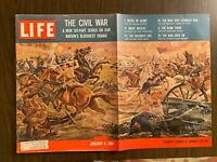 Life Magazine – January 6 1961 – The Civil War - President Kennedy's Cabinet