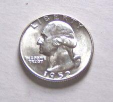 1952 P 25C Washington Quarter 25 Cents Silver Quarter from Private Seller