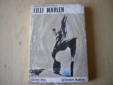 Lilli MarlenMarraccini DanteOxia1973Librocinema pittura letteratura Nuovo